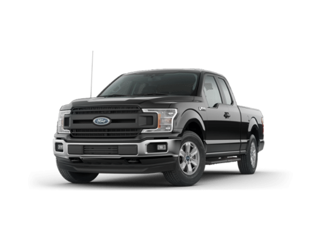 New 2019 Ford F-150 XL Truck Saint Johnsbury